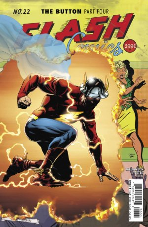 Flash # 22 Issues V5 (2016 - 2020) - Rebirth