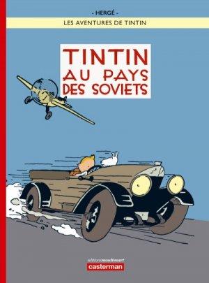 Tintin (Les aventures de) édition Couleur