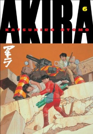 Akira édition Deluxe