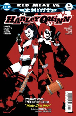 Harley Quinn # 17 Issues V3 (2016 - Ongoing) - Rebirth