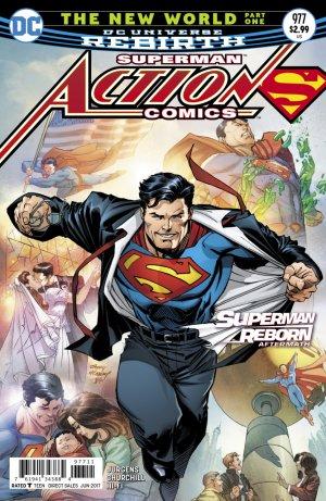 Action Comics # 977