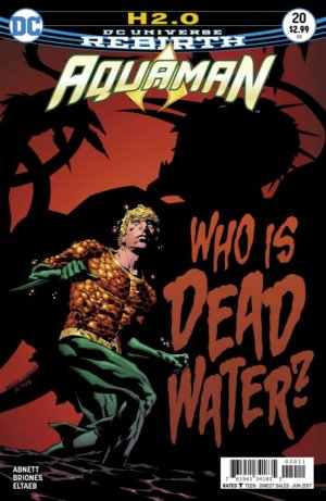 Aquaman # 20 Issues V8 (2016 - Ongoing) - Rebirth