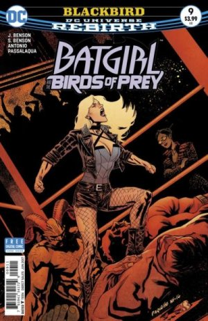 Batgirl and the Birds of Prey # 9 Issues V1 (2016 - 2018)