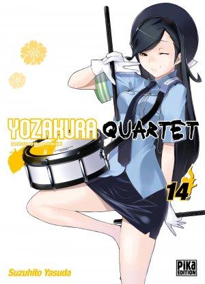 Yozakura Quartet 14 Simple