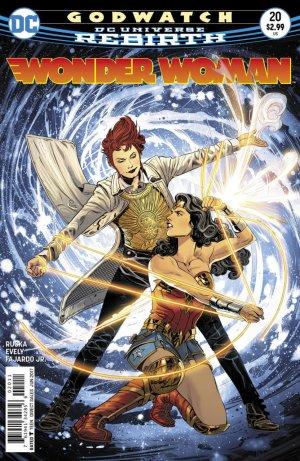 Wonder Woman # 20 Issues V5 - Rebirth (2016 - 2019)