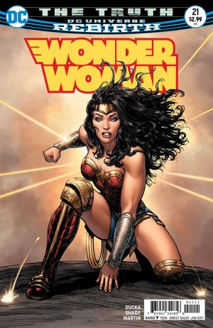 Wonder Woman # 21 Issues V5 - Rebirth (2016 - en cours)