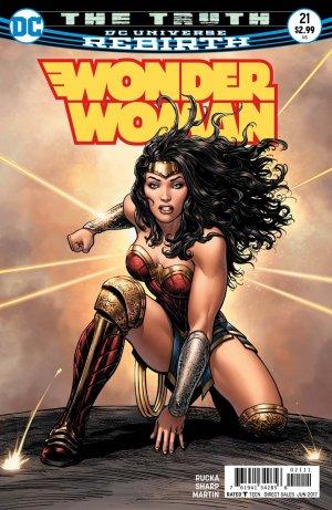 Wonder Woman # 21