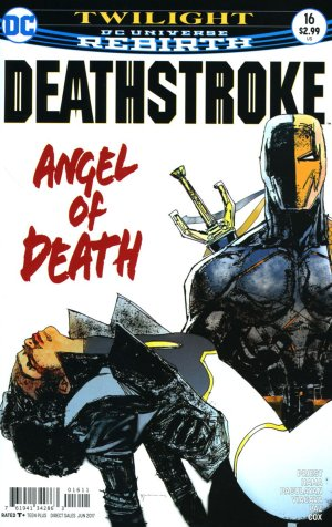 Deathstroke # 16 Issues V4 (2016 - 2019) - Rebirth