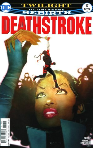 Deathstroke # 17 Issues V4 (2016 - 2019) - Rebirth
