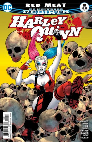 Harley Quinn # 18 Issues V3 (2016 - Ongoing) - Rebirth