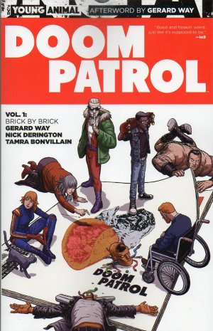 The Doom Patrol édition TPB softcover (souple) - Issues V6