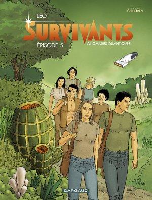 Les mondes d'Aldébaran - Survivants T.5