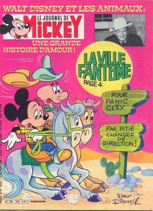 Le journal de Mickey 1605