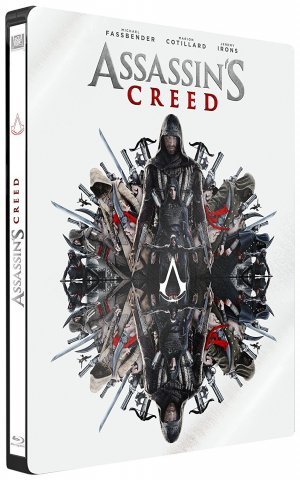 Assassin's Creed édition Steelbook