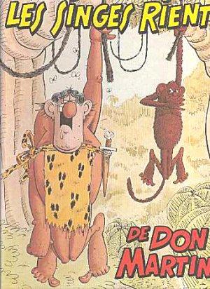 Les singes rient édition TPB hardcover (cartonnée)