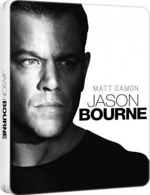 Jason Bourne édition Steelbook
