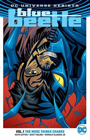 Blue Beetle édition TPB softcover (souple) - Issues DC V4