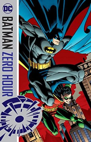Batman - Zero Hour édition TPB softcover (souple)