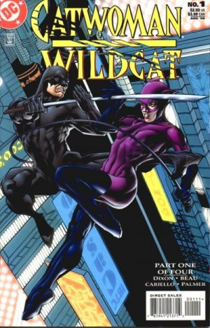 Catwoman / Wildcat édition Issues