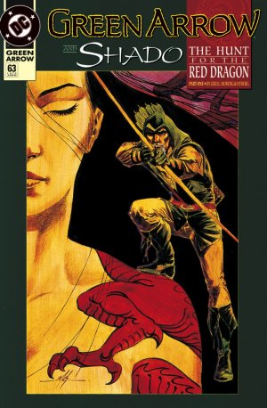 Green Arrow #8