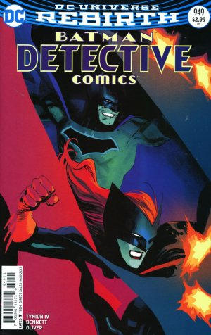 Batman - Detective Comics # 949