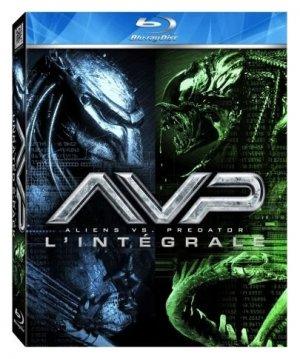 Aliens vs Predator - Integrale de la saga édition Coffret