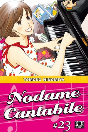 Nodame Cantabile 23 Simple