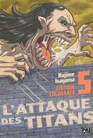 L'Attaque des Titans 5 Colossale