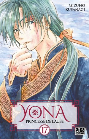 couverture, jaquette Yona, Princesse de l'aube 17  (Pika)