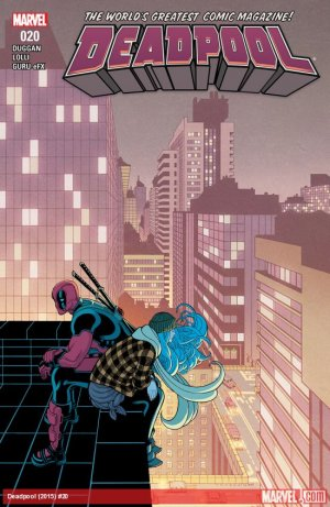 All-New Deadpool # 20 Issues V5 (2016 - 2018)