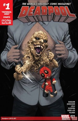 All-New Deadpool # 21 Issues V5 (2016 - 2018)