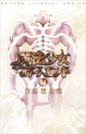 couverture, jaquette Magical Girl of the End 14  (Akita shoten)