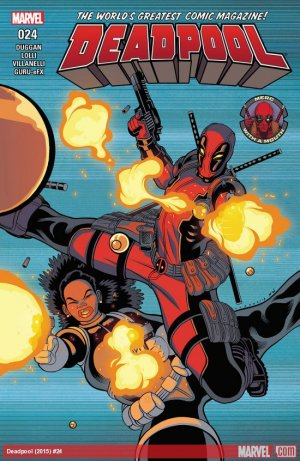 All-New Deadpool # 24 Issues V5 (2016 - 2018)