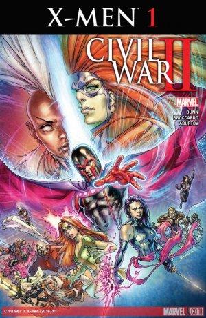 Civil War II - X-Men édition Issues (2016)