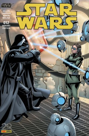 Star Wars # 12 Kiosque V1 (2015 - 2017)