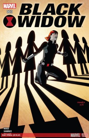 Black Widow # 3 Issues V6 (2016 - 2017)