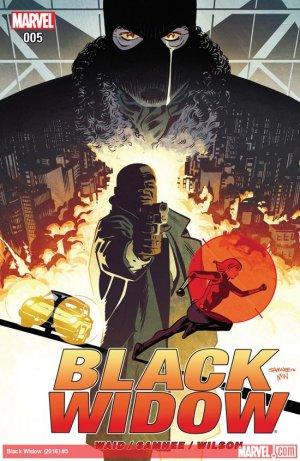 Black Widow # 5 Issues V6 (2016 - 2017)