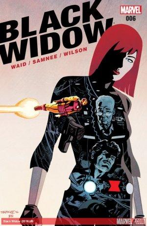 Black Widow # 6 Issues V6 (2016 - 2017)