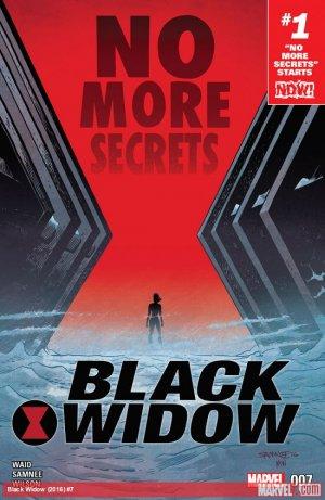Black Widow # 7 Issues V6 (2016 - 2017)