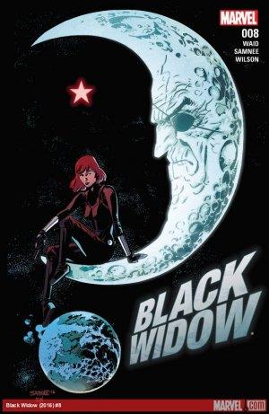 Black Widow # 8 Issues V6 (2016 - 2017)
