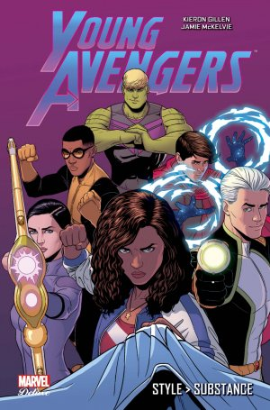 Young Avengers édition TPB hardcover (cartonnée) - Issues V2
