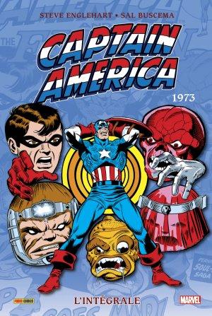 Captain America # 1973