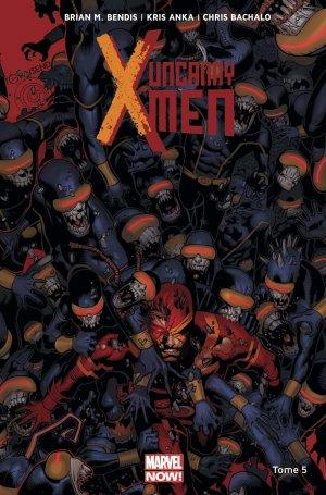 Uncanny X-Men # 5 TPB Hardcover - Marvel Now! - Issues V3