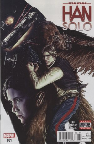 Han Solo édition Issues (2016 - 2017)