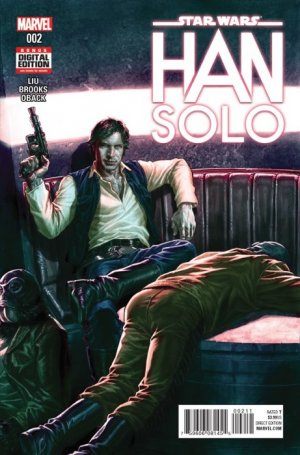 Han Solo # 2 Issues (2016 - 2017)