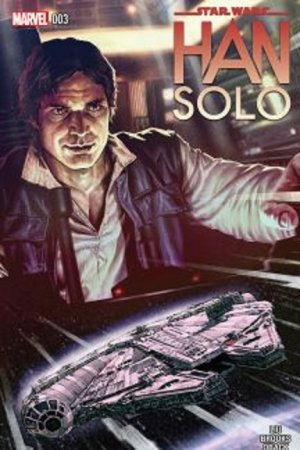 Han Solo # 3 Issues (2016 - 2017)