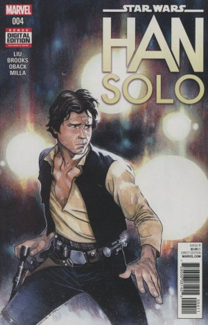 Han Solo # 4 Issues (2016 - 2017)