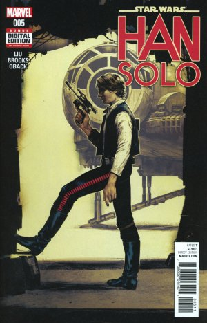 Han Solo # 5 Issues (2016 - 2017)