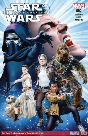 Star Wars - Le Réveil de La Force # 2 Issues (2016)