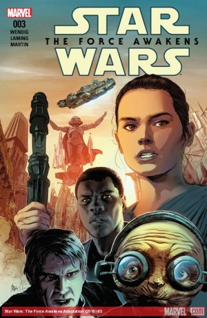 Star Wars - Le Réveil de La Force # 3 Issues (2016)
